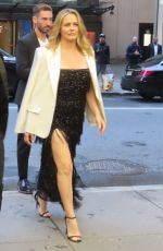 ALICIA SILVERSTONE Arrives at DFR Fashion Media Awards in New York 09/09/2021