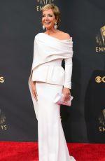 ALLISON JANNEY at 73rd Primetime Emmy Awards in Los Angeles 09/19/2021