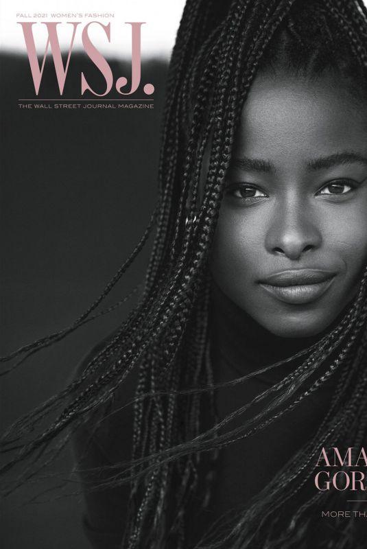 AMANDA GORMAN for WSJ Magazine, Fall 2021