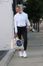 AMANDA KLOOTS Arrives at DWTS Rehersal in Los Angeles 09/16/2021