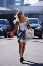 AMANDA KLOOTS at Dancing With The Stars Rehearsal Studio in Los Angeles 09/21/2021