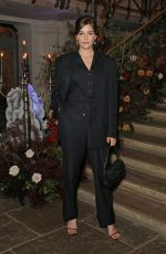 AMBER ANDERSON at Harris Reed x Missoma Dinner in London 09/22/2021
