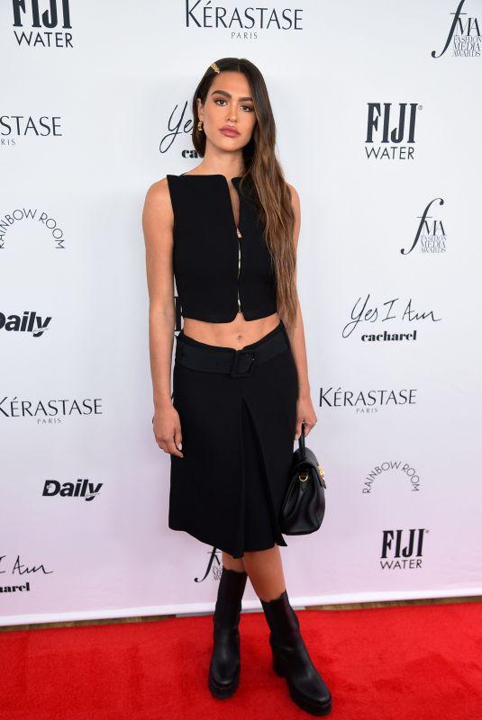 AMELIA HAMLIN at Daily Front Row 8th Annual Fashion Media Awards in New York 09/09/2021