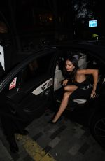 AMY JACKSON Arrives at GQ Awards Afterparty in London 09/01/2021