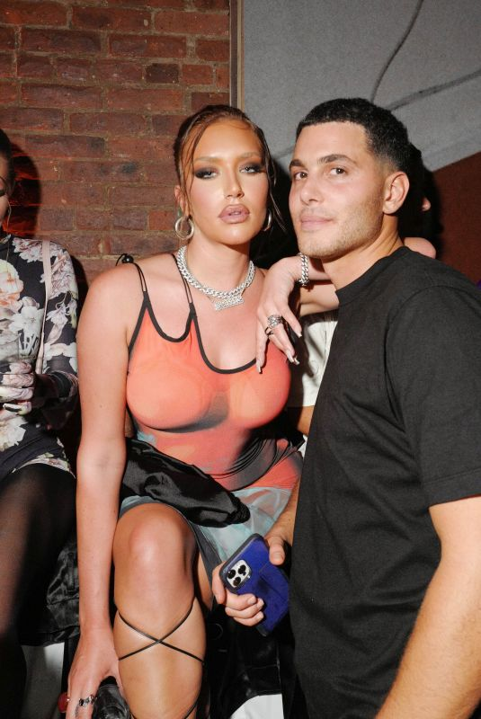 ANASTASIA KARANIKOLAOU at VMA Afterparty with Interview Magazine in New York City 09/12/2021