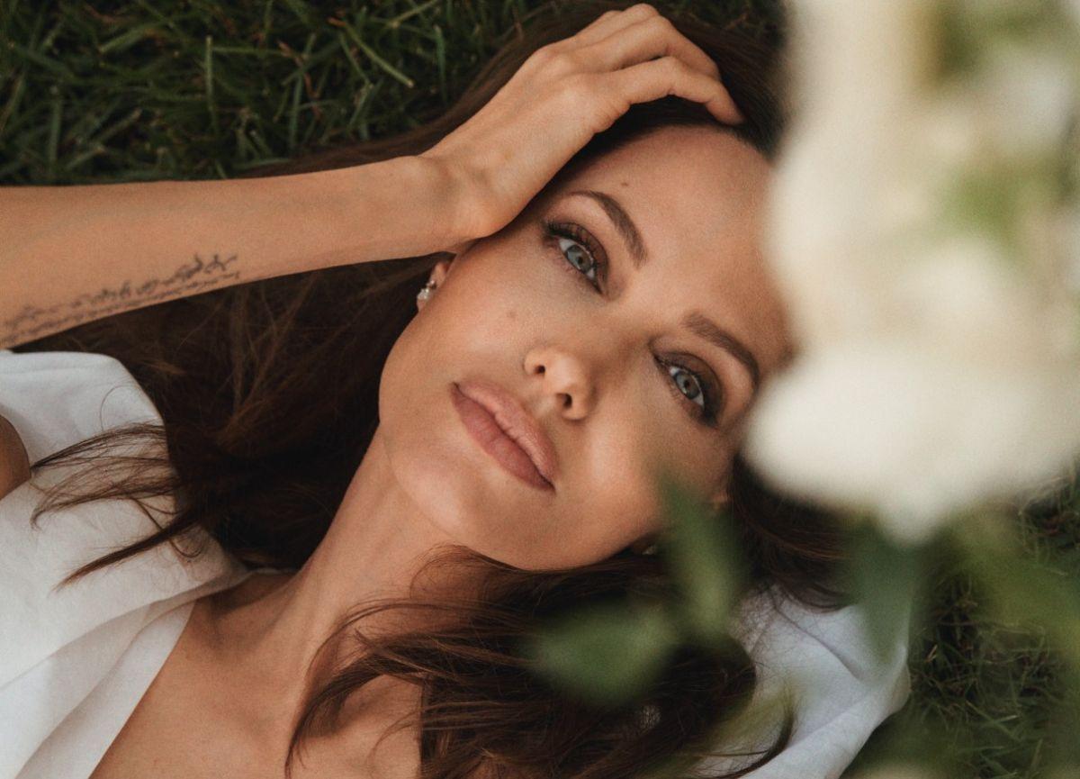 ANGELINA JOLIE at a Photoshoot, 2021 – HawtCelebs