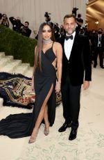 ANITTA and Alexandre Birman at 2021 Met Gala in New York 09/13/2021