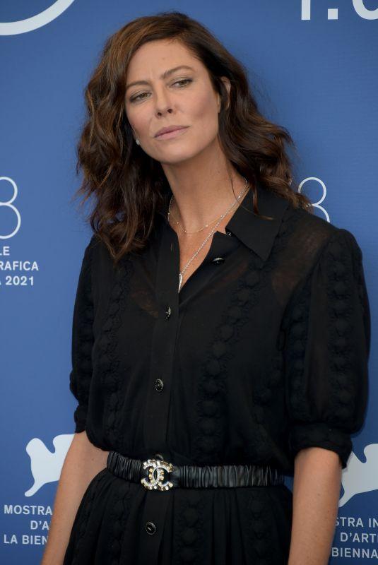 ANNA MOUGLALIS at L'Evenement Premiere at 78th Venice Film Festival 09/06/2021