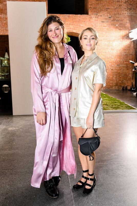 ANNASOPHIA ROBB at Christian Dior: Designer of Dreams Exhibition Opening in New York 0908/2021