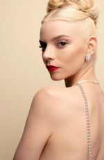 ANYA TAYLOR-JOY - 73rd Emmy Awards Portraits, September 2021