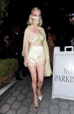 ANYA TAYLOR-JOY at 2021 Emmys Afterparty in Los Angeles 09/19/2021