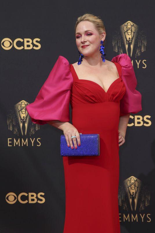 ARIEL DUMAS at 73rd Emmy Awards in Los Angeles 09/19/2021