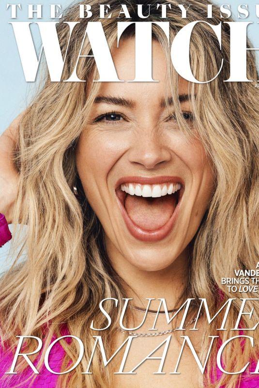 ARIELLE VANDENBERG in Watch Magazine, July 2021