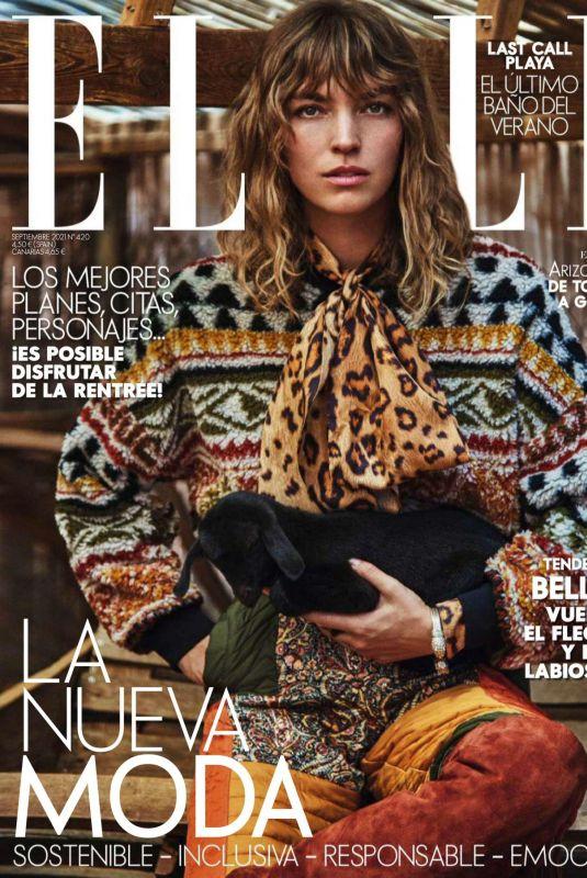 ARIZONA MUSE in Elle Magazine, Spain September 2021