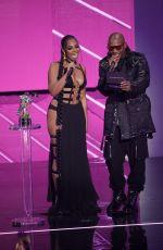 ASHANTI at 2021 MTV Video Music Awards in Brooklyn 09/12/2021