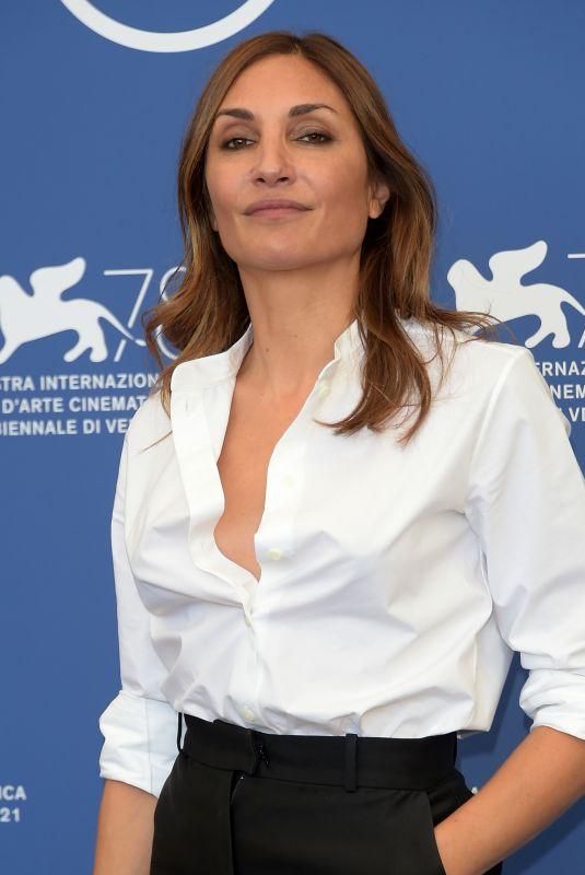 AUDREY DIWAN at L'Evenement Photocall at 2021 Venice International Film Festival 09/06/2021