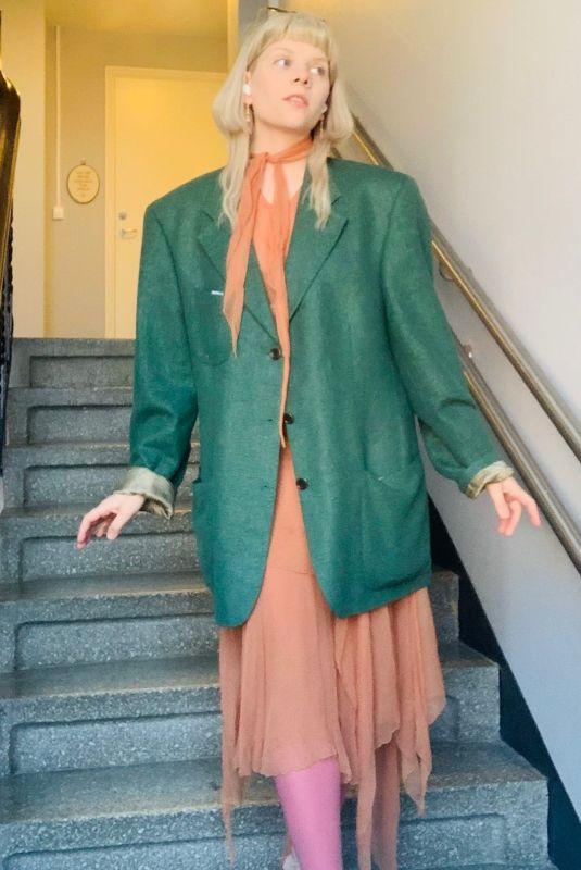 AURORA for fashionsnap.com, September 2021