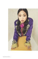 AWKWAFINA in Vogue Magazine, Singapore May 2021