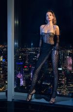 BARBARA PALVIN at a Photoshoot in New York, September 2021