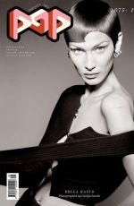 BELLA HADID in Pop Magazine, Fall/Winter 2021