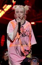 BILLIE EILISH Performs at 2021 Iheartradio Music Festival in Las Vegas 09/17/2021