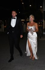 BILLIE FAIERS at 26th National Television Awards Afterparty in London 09/09/2021