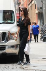 CAMILA MORRONE Out in New York 09/13/2021