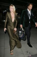 CAMILLA KERSLAKE Arrives at GQ Awards Afterparty in London 09/01/2021