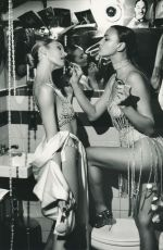 CANDICE SWANEPOEL and IRINA SHAYK for CR Fashion 2021