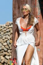 CAPRICE BOURRET Out in Ibiza 09/05/2021