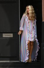 CAPRICE BOURRET Out in Notting Hill 09/16/2021