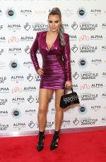 CARLA HOWE at London Lifestyle Awards 2021 09/13/2021