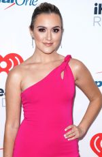 CASSIE DILAURA at 2021 Iheartradio Music Festival at T-mobile Arena in Las Vegas 09/17/2021