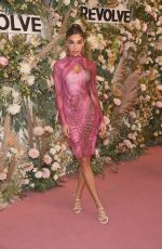 CHANTEL JEFFRIES at Revolve Gallery NYFW Presentation and Pop-up 09/09/2021