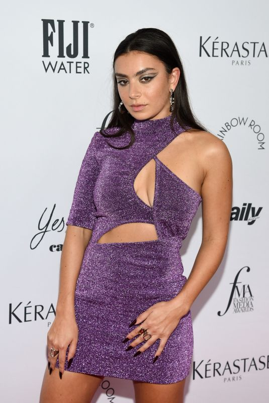 CHARLI XCX at Daily Front Row 8th Annual Fashion Media Awards in New York 09/09/2021