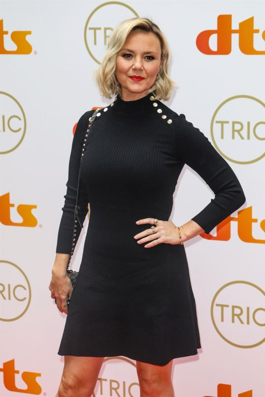 CHARLIE BROOKS at TRIC Awards 2021 in London 09/15/2021