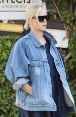 CHARLIZE THERON Out and About in Los Angeles 09/21/2021