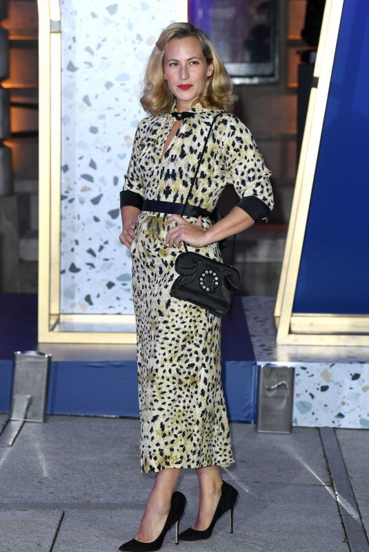 CHARLOTTE DELLAL at Royal Academy of Arts Summer Exhibition Preview Party in London 09/14/2021