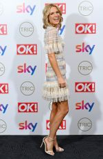 CHARLOTTE HAWKINS at TRIC Awards 2021 in London 09/15/2021