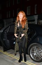 CHARLOTTE TIBURY at Chiltern Fire House in London 09/17/2021