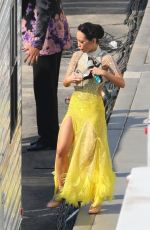 CHRISTINE CHIU at Dancing With The Stars in Los Angeles 09/20/2021
