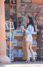 CHRISTINE CHIU Out for Frozen Yoghurt in Malibu 09/05/2021