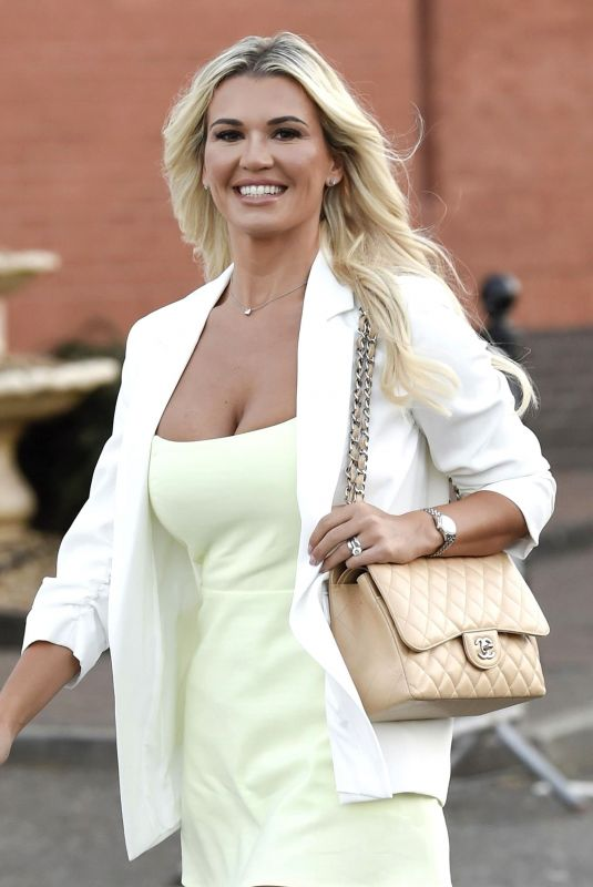 CHRISTINE MCGUINNESS at Housing Units Autumn Showcase, Christmas Preview in Manchester 09/08/2021
