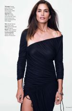CINDY CRAWFORD for The Sunday Times Style, September 2021