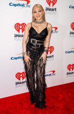 CL at 2021 Iheartradio Music Festival at T-mobile Arena in Las Vegas 09/17/2021