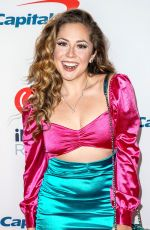 CRYSTAL ROSAS at 2021 Iheartradio Music Festival at T-mobile Arena in Las Vegas 09/17/2021