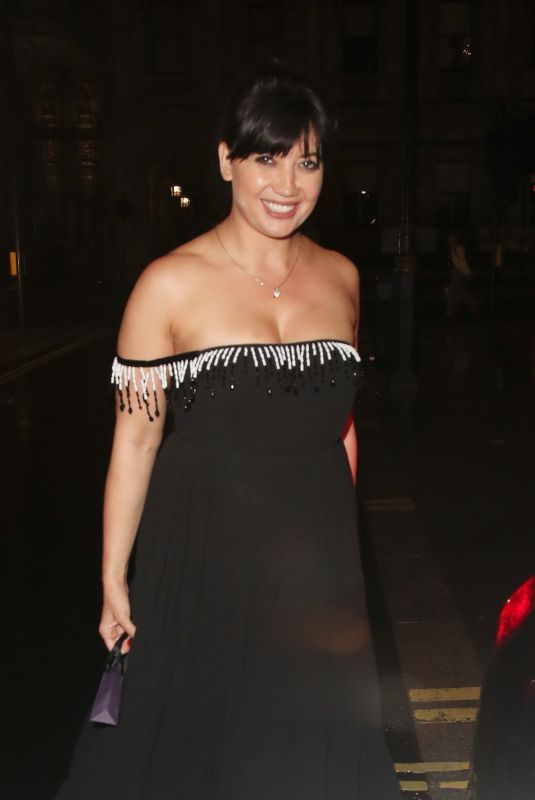 DAISY LOWE at Aubin Arms Launch in London 09/08/2021