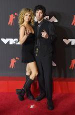 DEBBY RYAN at 2021 MTV Video Music Awards in Brooklyn 09/12/2021
