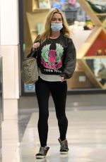 DENISE RICHARDS Out and About in  Los Angeles09/18/2021