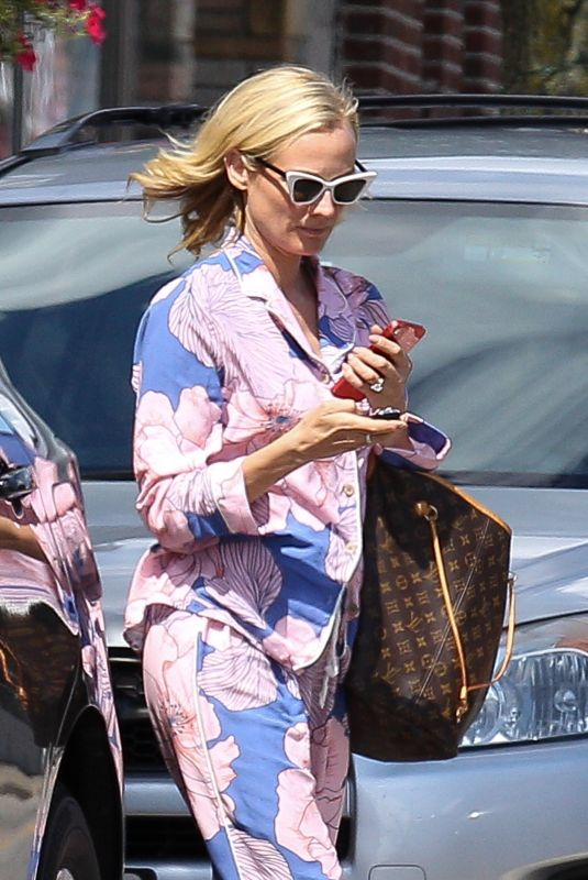 DIANE KRUGER Out in East Greenwich at Rhode Island 09/13/2021